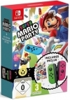 Super Mario Party Joy-Con Pair Green Pink Nintendo Switch